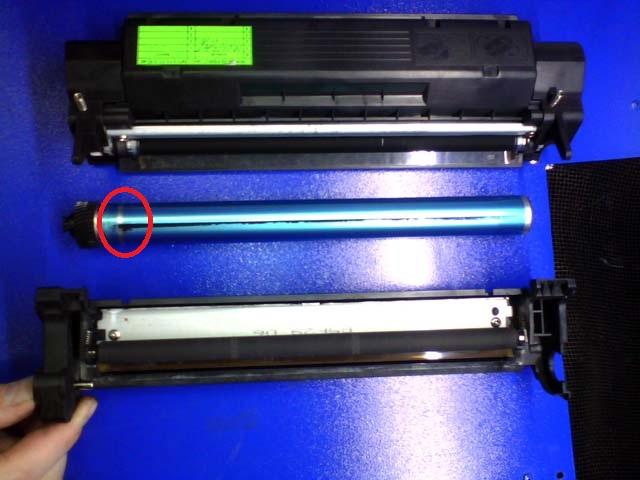 Чистка лазерного принтера своими руками 100