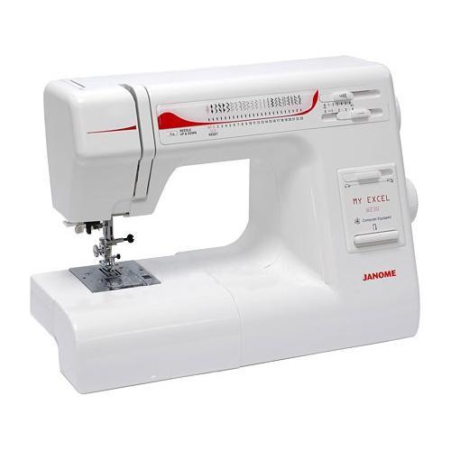 Обращаюсь к вам, как к опытному эксперту в швейном оборудовании:) вчера купила швейную машинку janome le 22