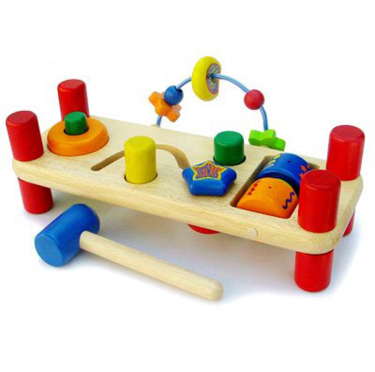 Развивающие игрушки на 1 год своими руками