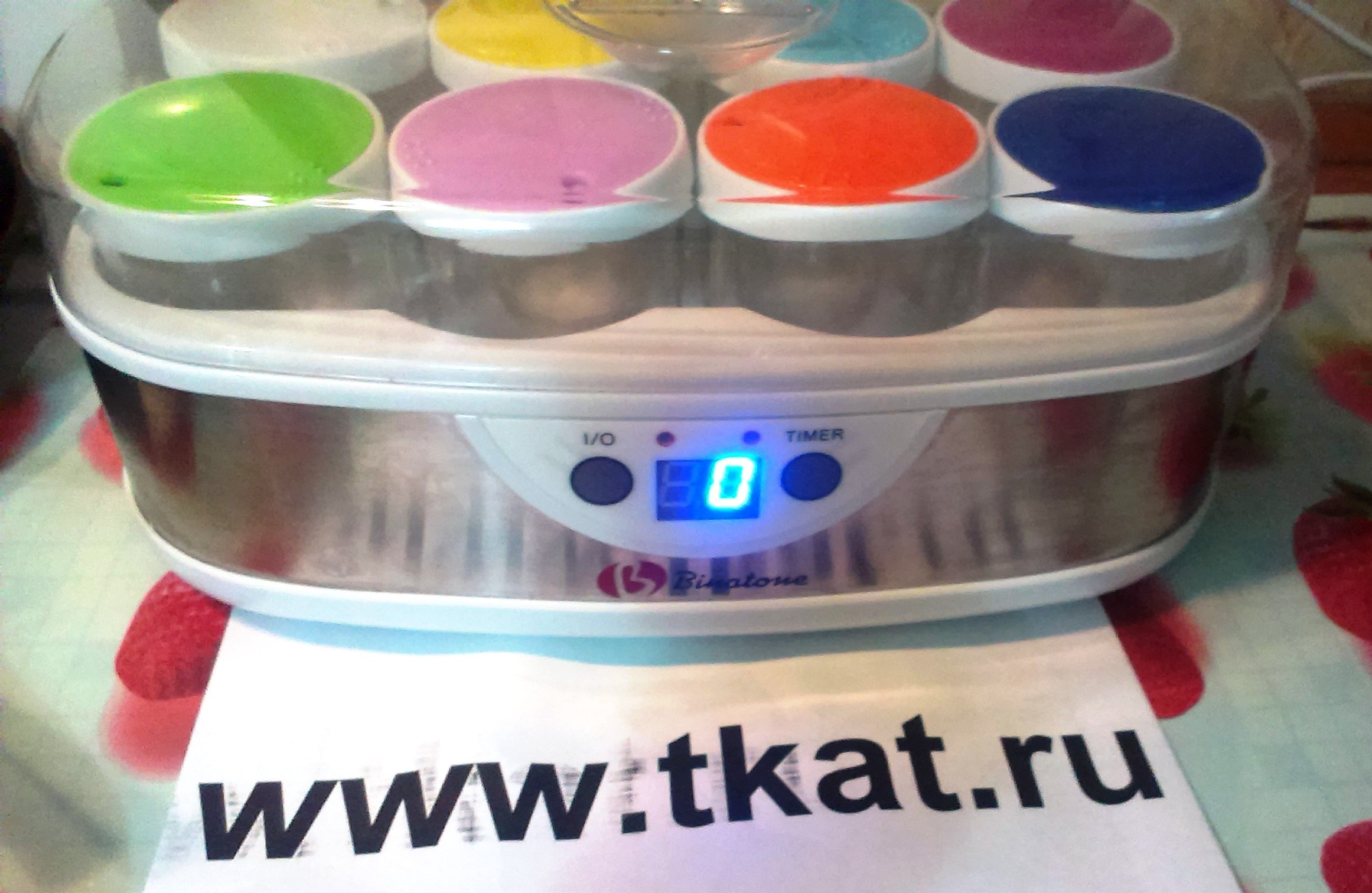 Йогуртница binatone ym 80 инструкция