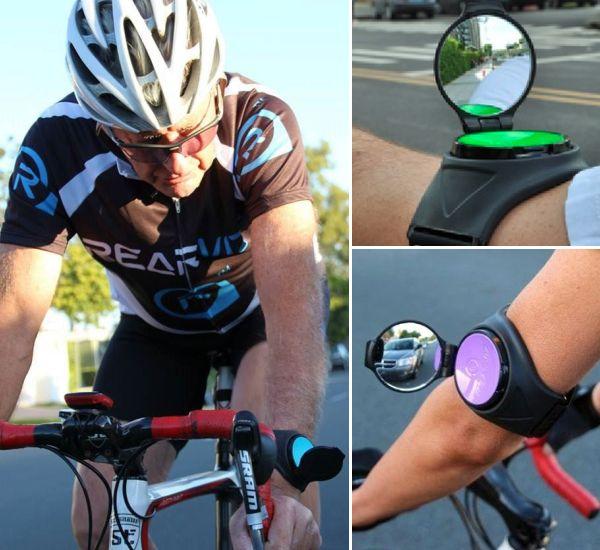 Зеркала на велосипед своими руками 56