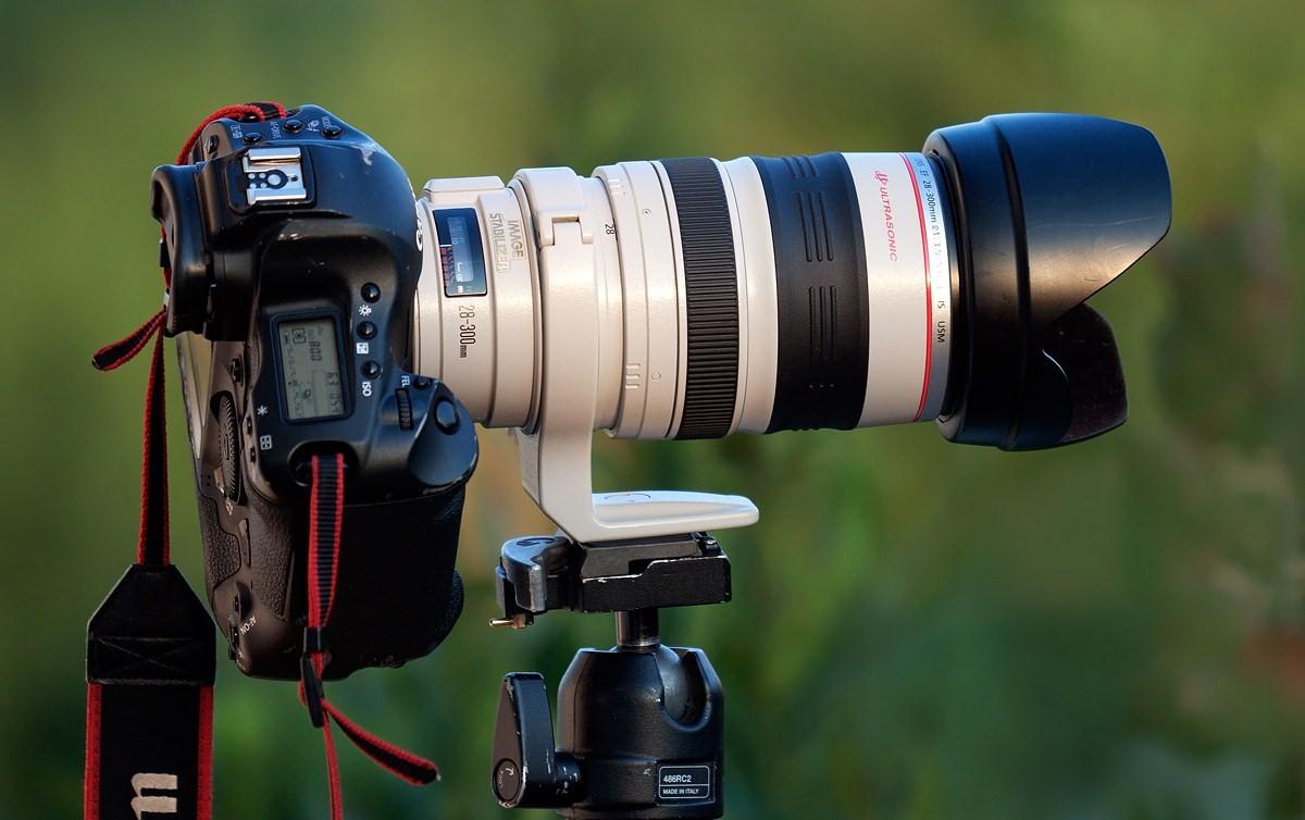 Почему разные цены на объективы canon