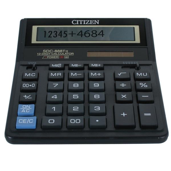 калькулятор ситизен Sdc-444s инструкция на русском - фото 8