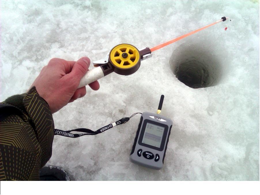 как пользоваться глубиномером для рыбалки