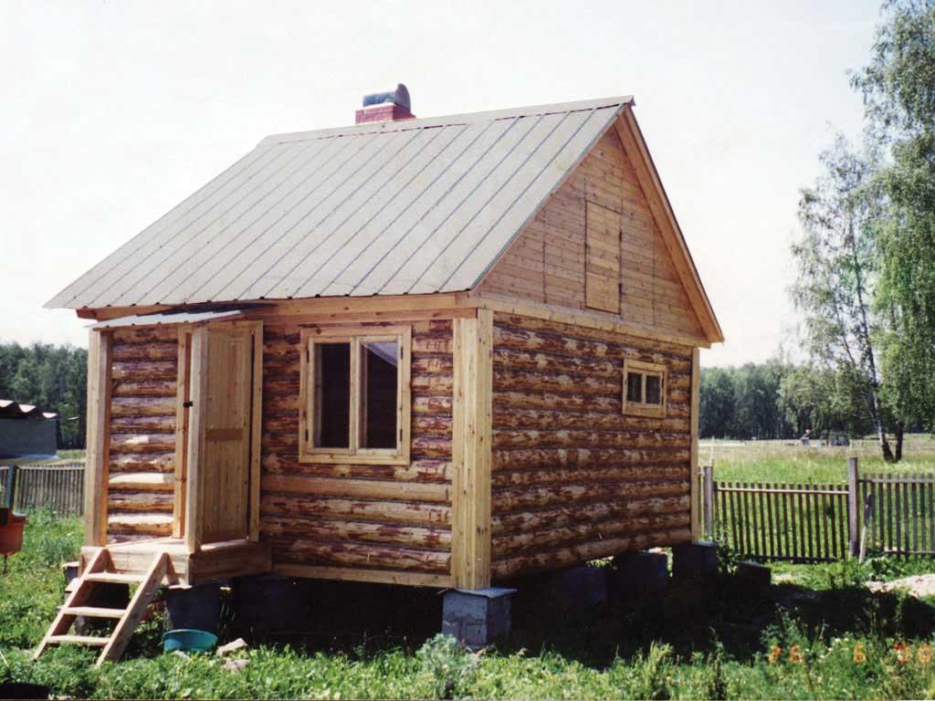 Иинструкция Как Построить Баню Из Сруба
