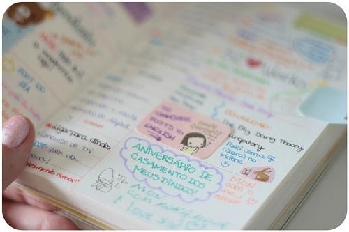 Как оформлять личный дневник своими руками фото