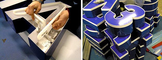Изготовления табличек своими руками
