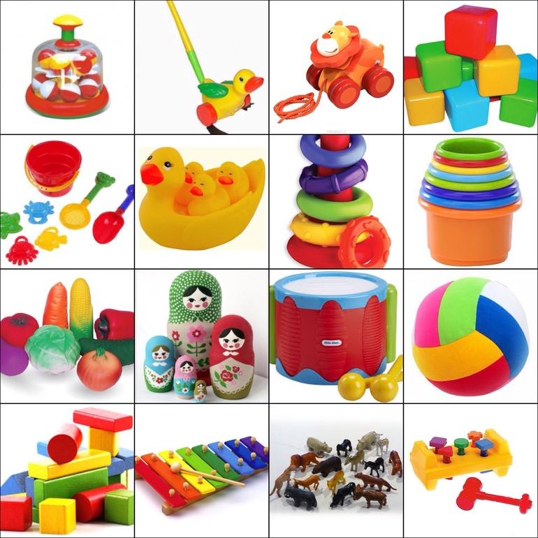 Игрушка для детей 3 лет
