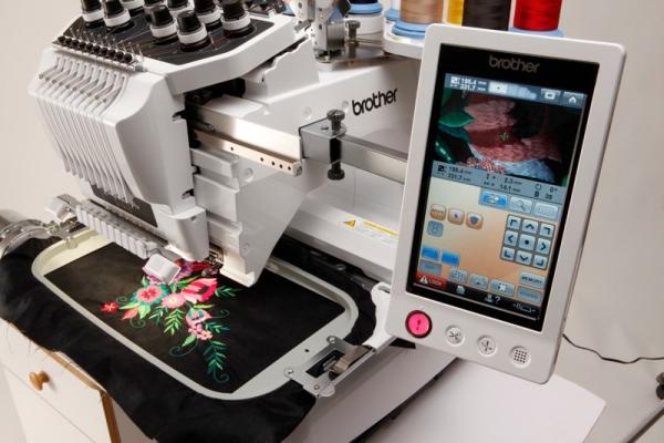 Компьютерная машинка для вышивки цена 16