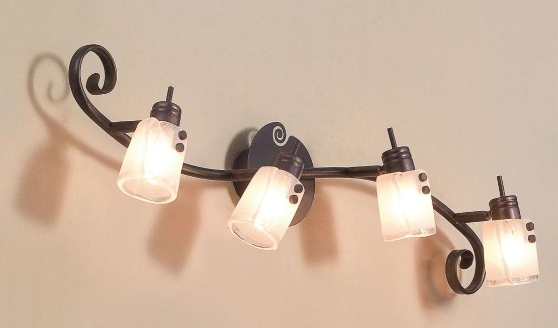Настенные светильники для прихожей фото