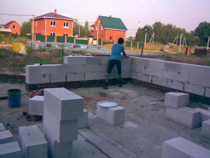 Построить дом из пеноблока своими руками пеноблока стоимость