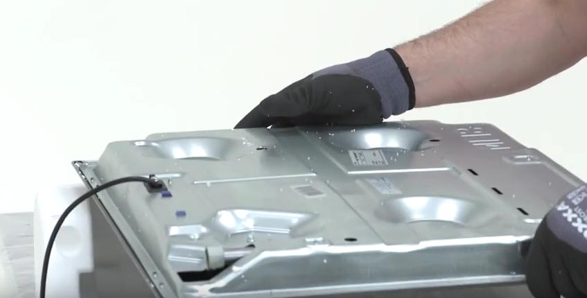 Ремонт духового шкафа электроплиты бош