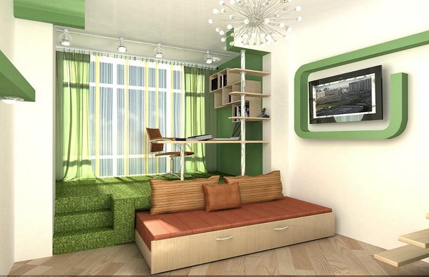Дизайн маленькой квартиры своими руками фото