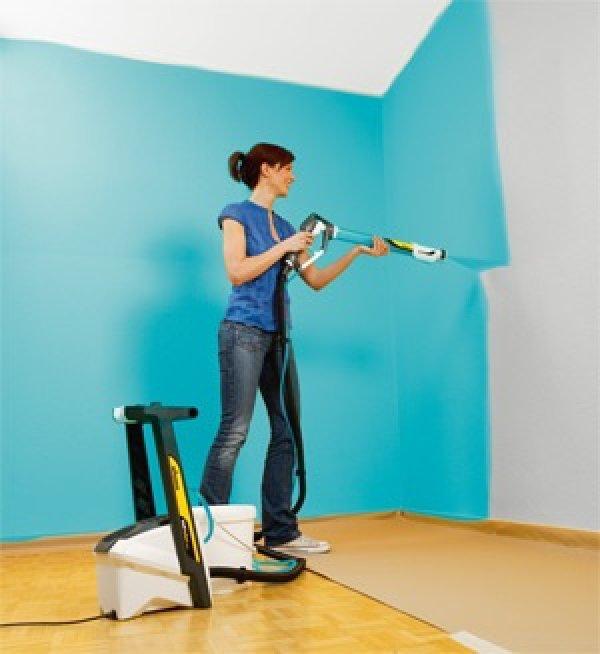 Краскопульты для покраски домов своими руками 49