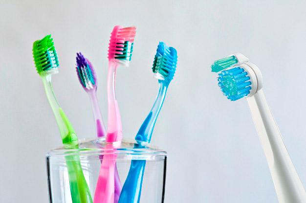 Электрические зубные щетки статья