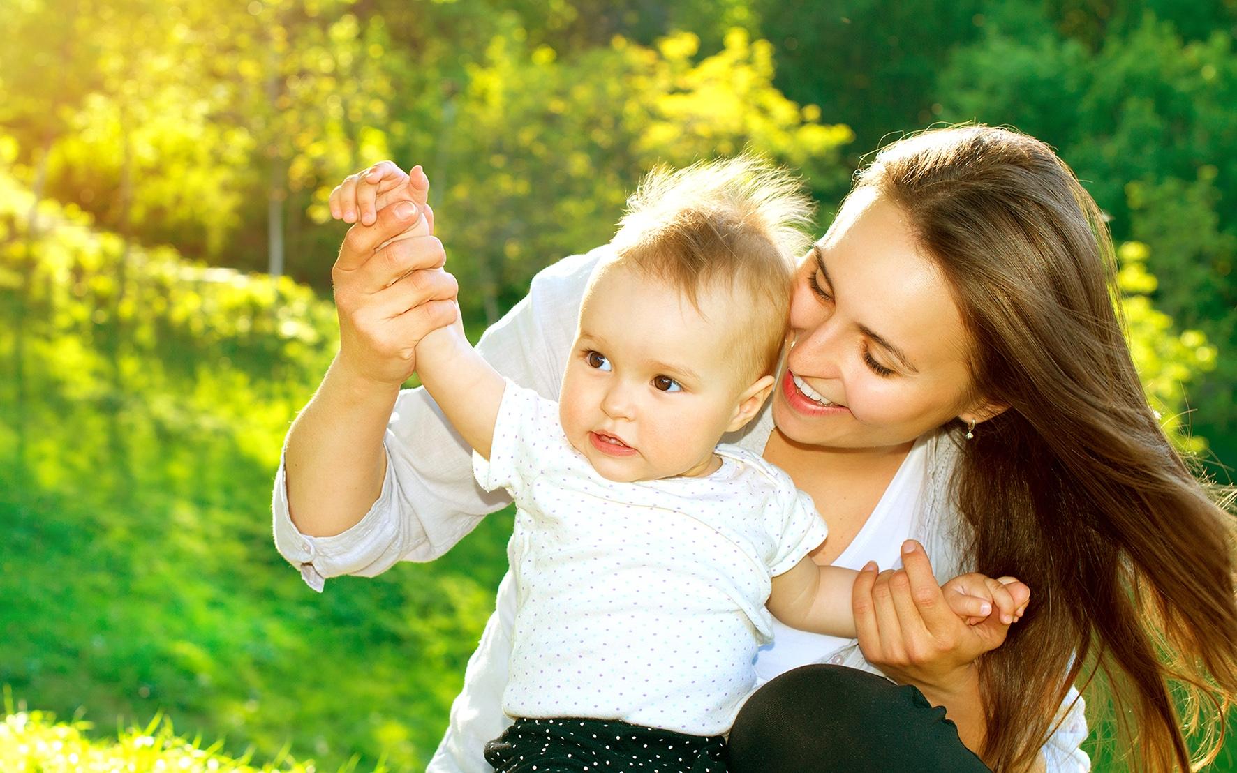 20 причин, почему так здорово быть мамой!