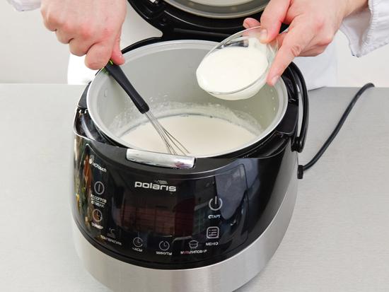 Как сделать на мультиварке йогурт