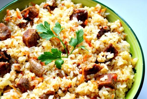 рецепты в мультиварке поларис из риса