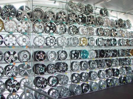 Как выбрать колесные диски для своего