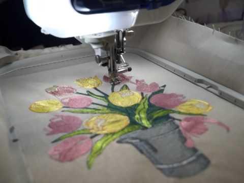 Дизайны от забавы машинная вышивка 20