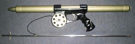 Общий вид ружья.