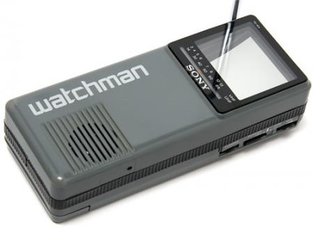 Sony Watchman TV