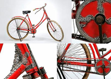 1890 Tiffany   Co. Bicycle