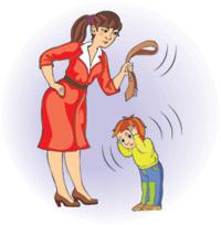 Физические наказания детей / Детская психология
