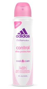 Adidas Сontrol ultra protection cool and care 48h