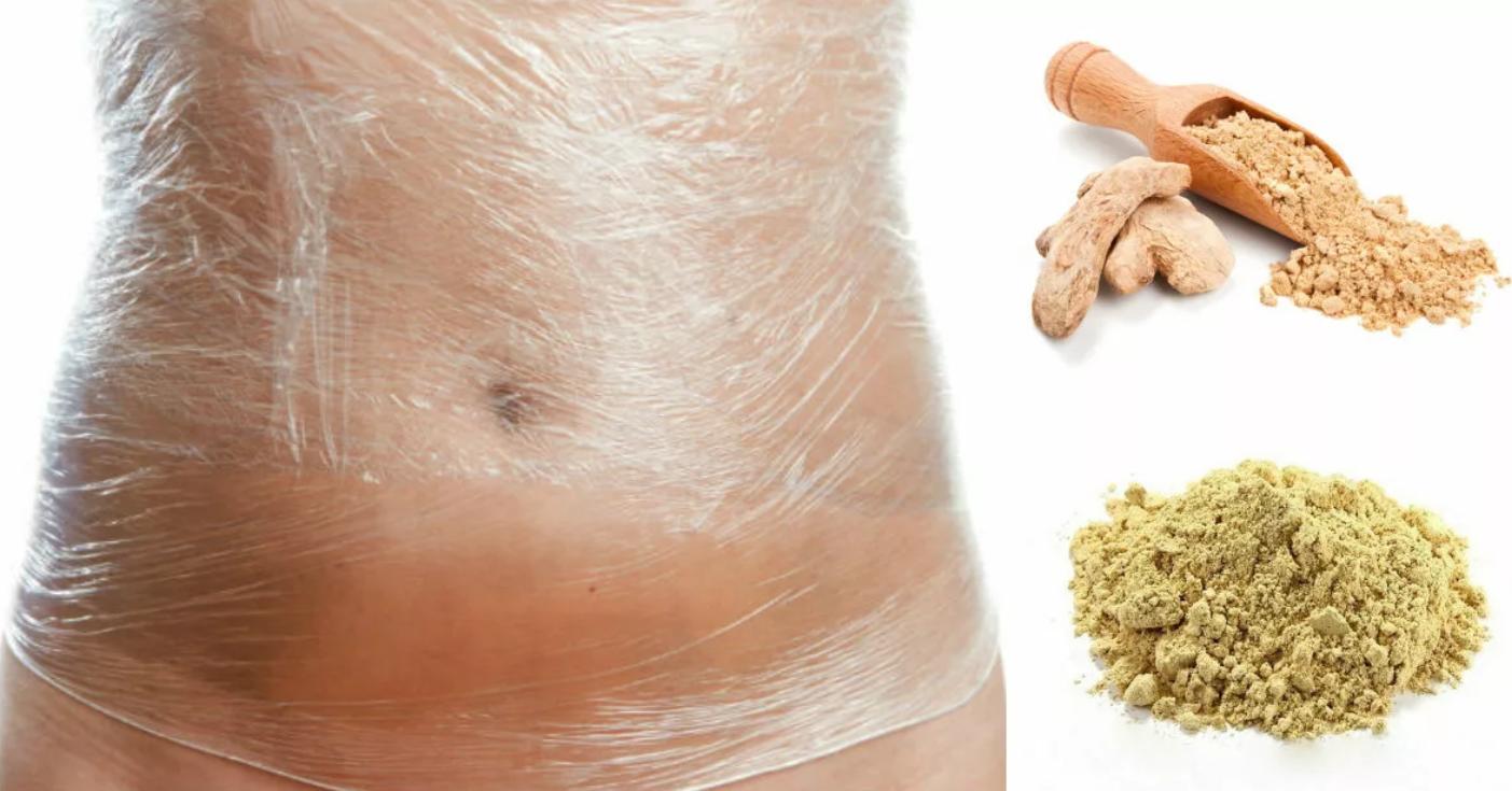 Обертывание Для Похудение Живота. Домашние обертывания для похудения живота и боков